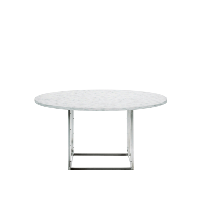 PK54™ Table Marble Rolled White