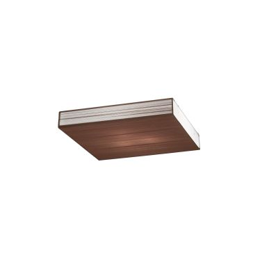 PL Clavius Ceiling Light 60 x 60, White