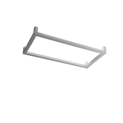 PL Framework Led Ceiling Light 127 x 65 x 13.3