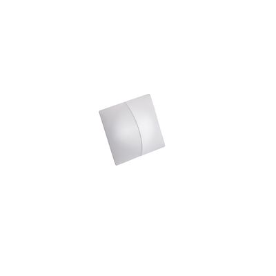 PL Nelly Straight Ceiling Light 60 x 60, White