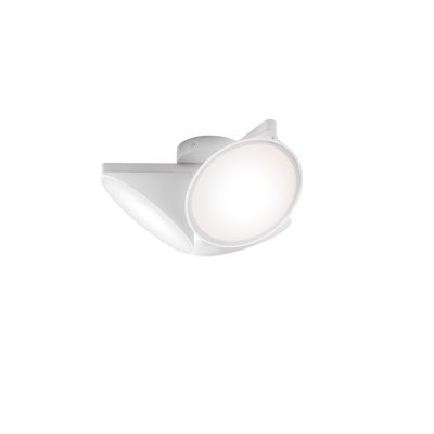PL Orchid Ceiling Light White