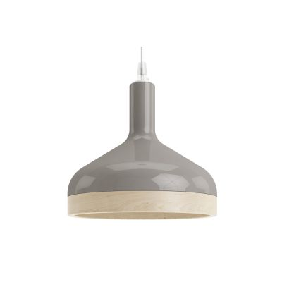 Plera Suspension Lamp Grey