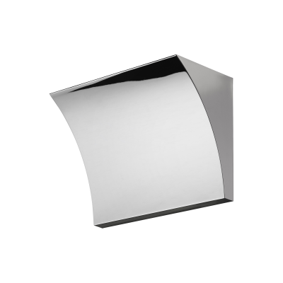 Pochette Wall Light Up/Down, Chrome