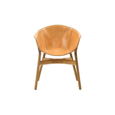 Pocket Armchair Natural / Oak