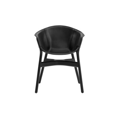 Pocket Armchair Black / Black