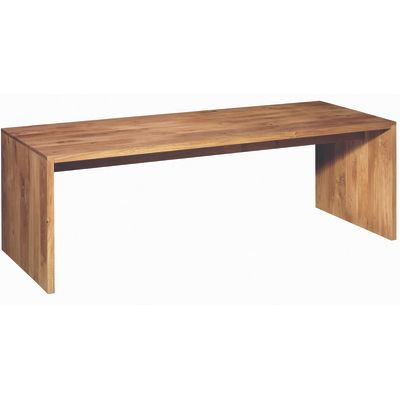 Ponte Table European Oak, Oiled, 200, 92