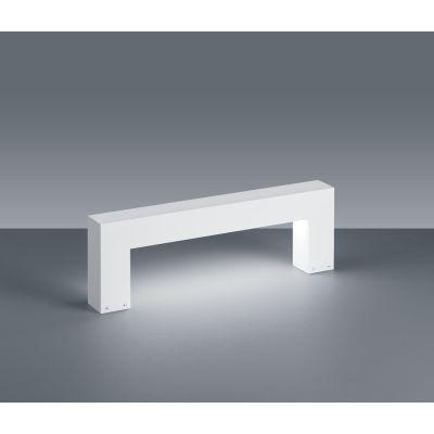Port Floor Lamp White mat