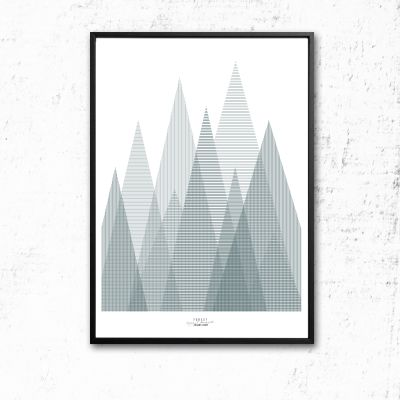 Posters Forest Poster