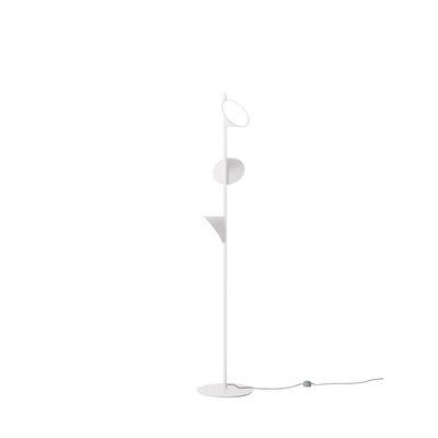 PT Orchid Floor Lamp White
