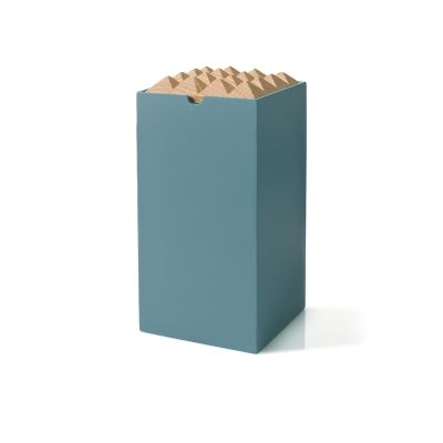 Pyramid Large Box Dusty Blue