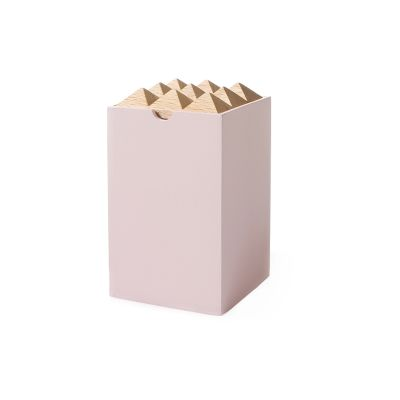 Pyramid Small Box Rose