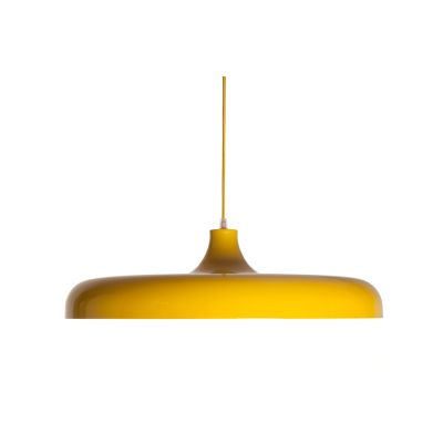 Quayside Pendant Light Yellow
