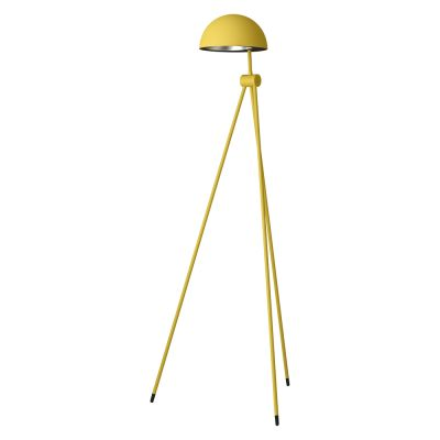 Radon Floor Lamp Yellow