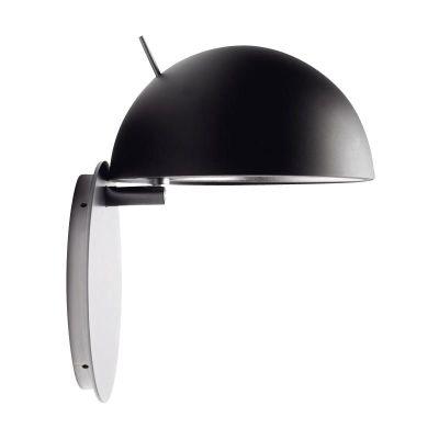 Radon Wall Lamp Black/ 21cm