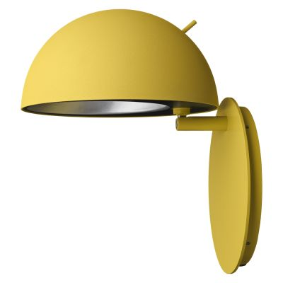 Radon Wall Light Yellow