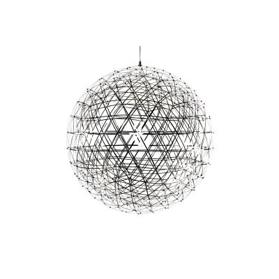 Raimond Round Pendant Light Large, Dimmable with 400 cm cable