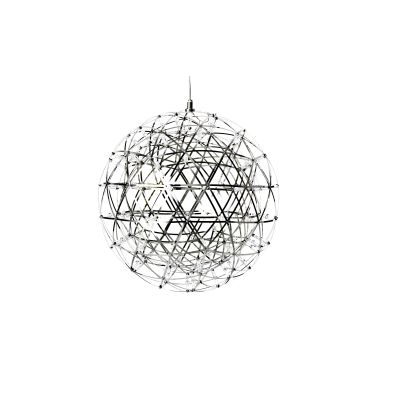Raimond Round Pendant Light Large, Non-Dimmable with 1000 cm cable