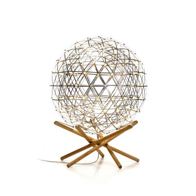 Raimond Tensegrity Floor Lamp 89 cm Diameter