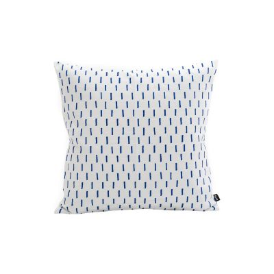 Rain Cushion Medium Ultramarine Blue