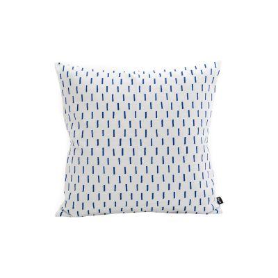 Rain Cushion Medium Ultramarine Blue