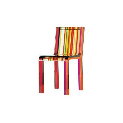 Rainbow Chair Mirror-Polished