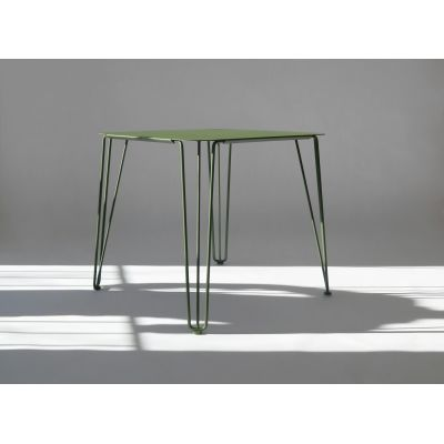 Rambla Square Dining Table Green