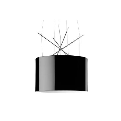 Ray S Pendant Light Black