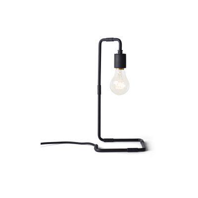 Reade Tribeca Table Lamp Black