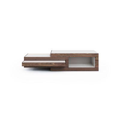 Rek Coffee Table walnut wood
