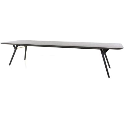 Rén Conference Table Wood White Ash