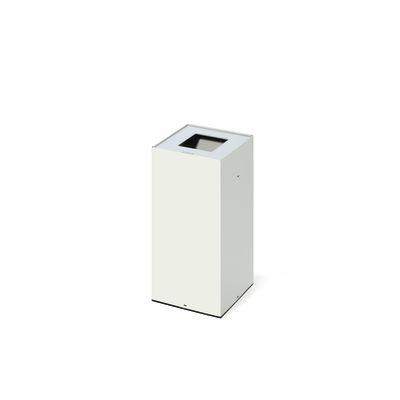 Riga Basic Waste Bin Inox, 90 L