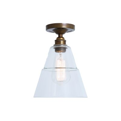 Rigale Ceiling Light Satin Brass