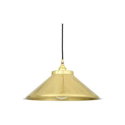 Rio Pendant Light Satin Brass