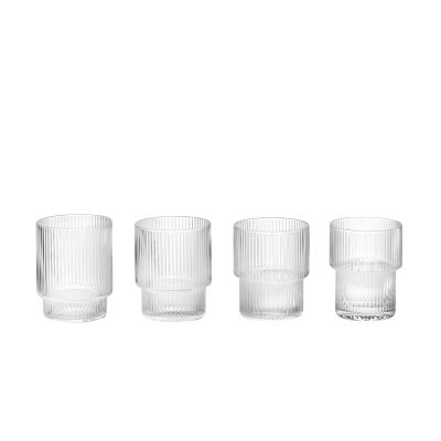 Ripple Glass - Set of 12