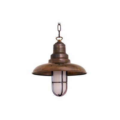 Rixton Pendant Light Satin Brass