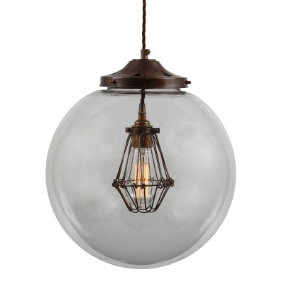 Robyn Pendant Light Satin Chrome