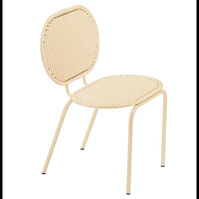 Roll Chair  Beige