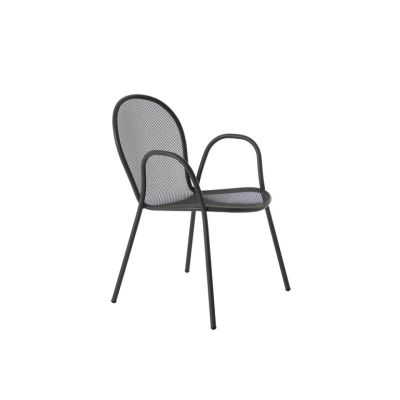 Ronda Armchair - Set of 4 Aluminium 20