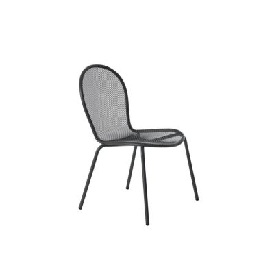 Ronda Dining Chair - Set of 6 Aluminium 20
