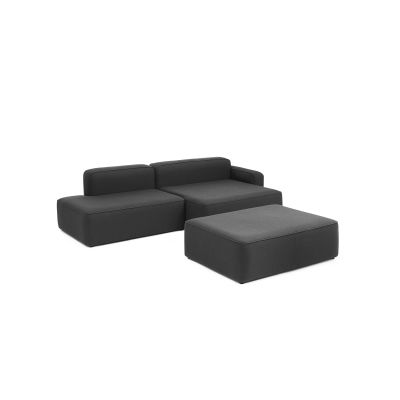 Rope Modular Sofa 700 Pouf Small Breeze Fusion 04003