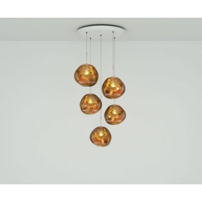 Round Pendant Light System