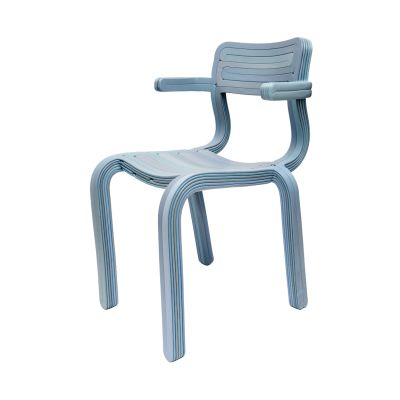 RvR Dining Chair Light Blue