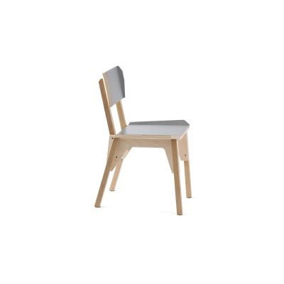 S-Chair Grey