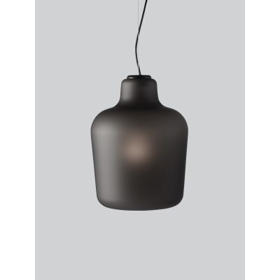 Say My Name Pendant Light Smoked Grey Matt