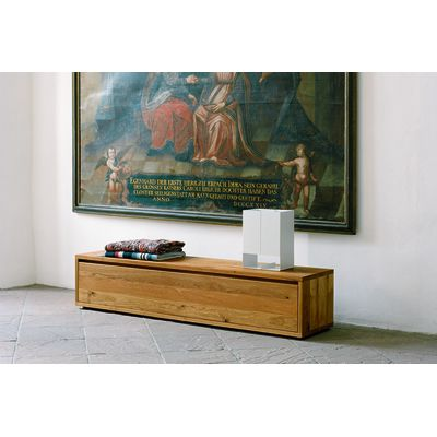 SB05 Imari Chest of One Drawer Oiled Oak, Long