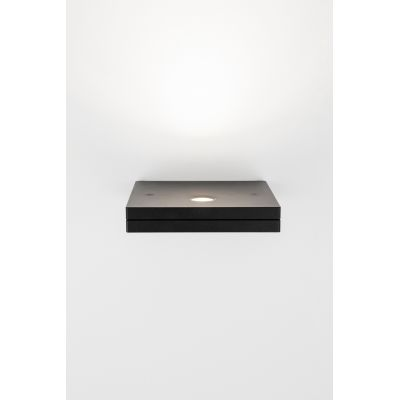 Segno Maxi Quadro Wall Light 123 Pearl Grey