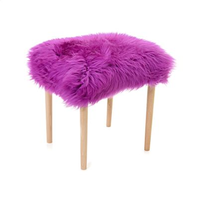 Seren Baa Beauty Stool  Cerise