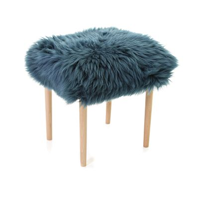 Seren Baa Beauty Stool  Teal