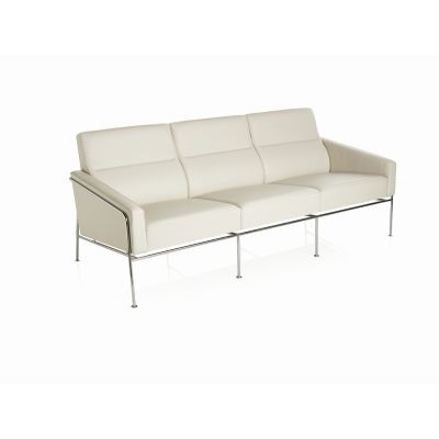 Series 3300 3-seater Sofa Natural Leather