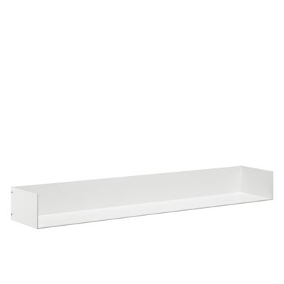 SH06 Profil Shelf with Side Panels Jet Black, Short